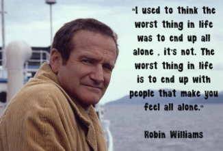 Robin Williams citat